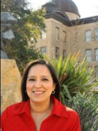 County Clerk Liz Gonzalez